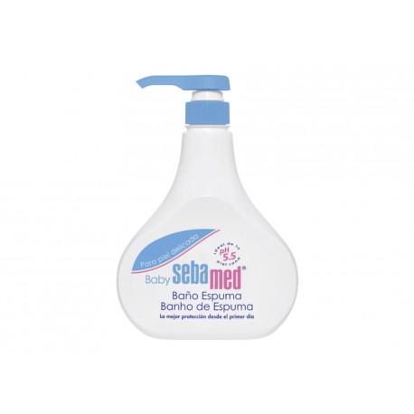 Gel Baño Espuma Baby Sebamed 1000 ml