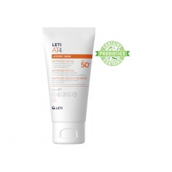 Crema Leti AT4 Defense Facial SPF50+