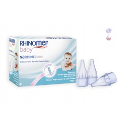 Narhinel Confort 10 Recambios Rhinomer Baby