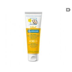 Crema Solar SPF 50+ Klorane Bebe